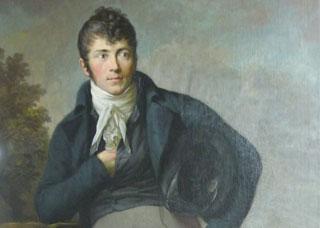 Portrait von Tiesenhausen