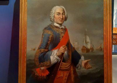 Admiral Peter von Sivers
